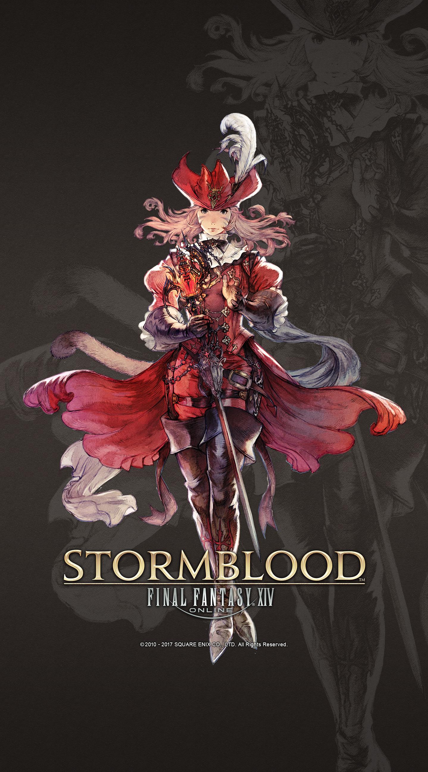 Final Fantasy Xiv Fan Kit Released Final Fantasy Xiv The Lodestone