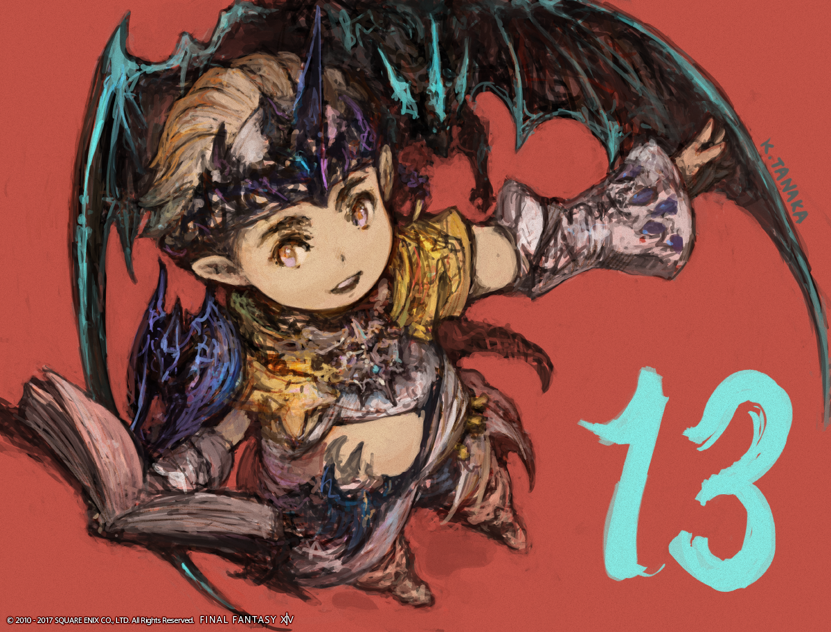 13 Days Until The Launch Of Stormblood