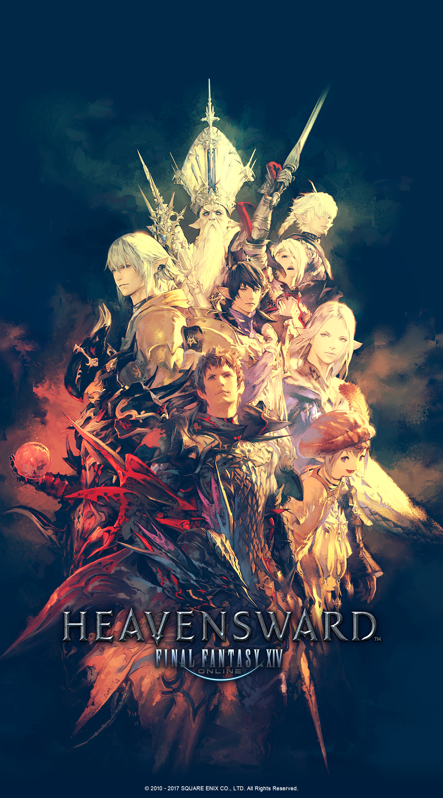 Final Fantasy Xiv Fan Kit Released Final Fantasy Xiv The Lodestone