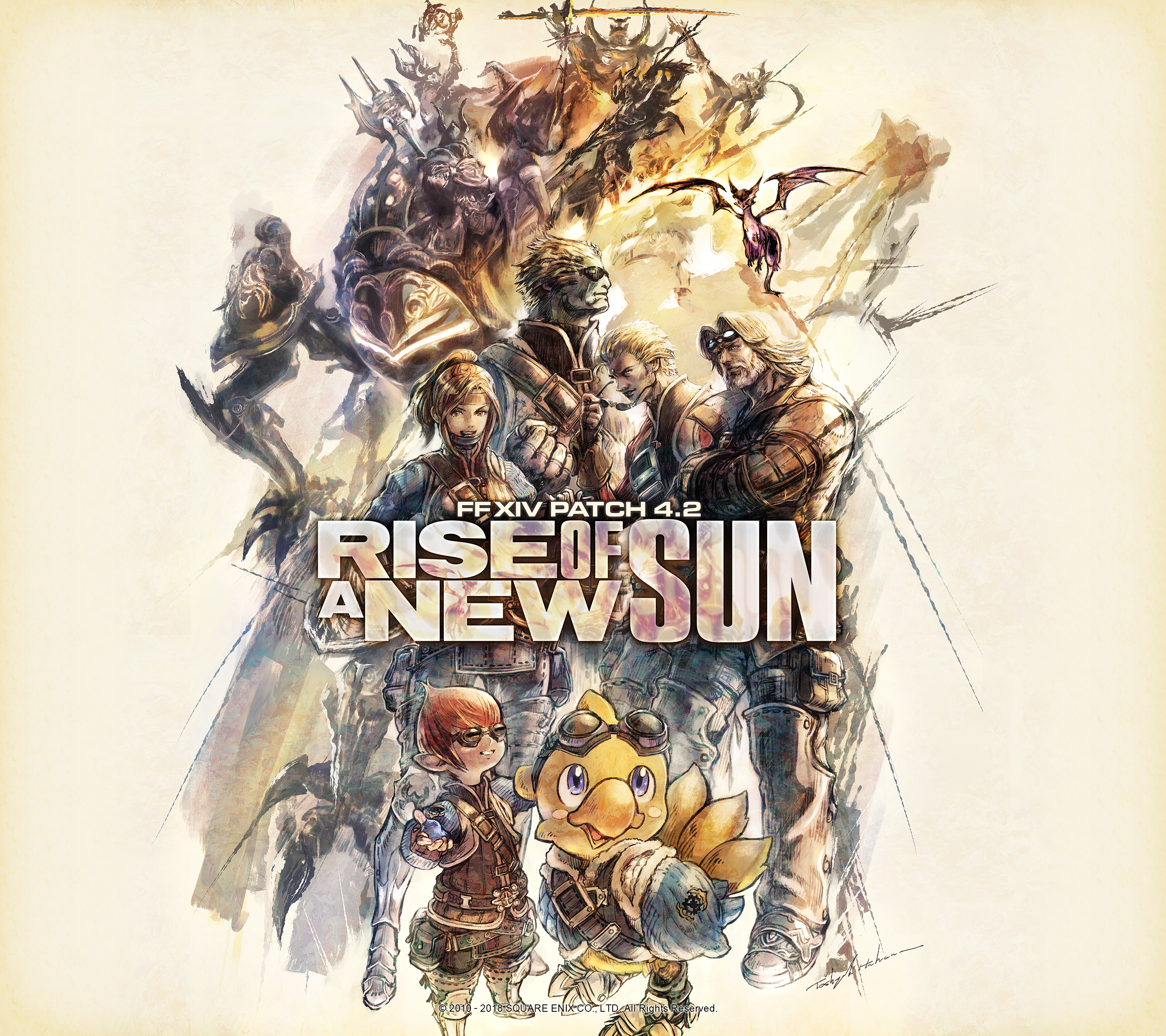 FINAL FANTASY XIV Fan Kit Released! | FINAL FANTASY XIV, The