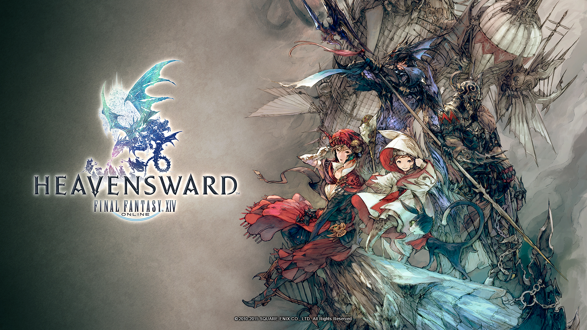 Final Fantasy XIV wallpapers | Final Fantasy Wiki | FANDOM powered ...