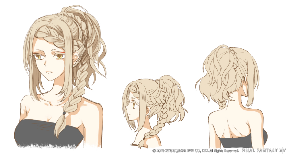 Announcing the Winners of the Hairstyle Design Contest! | FINAL